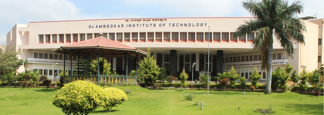 Dr Ambedkar Institute Of Technology Dr Ait Bangalore