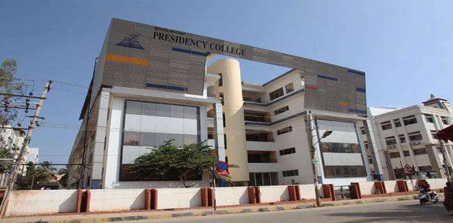 Presidency Bangalore MBA