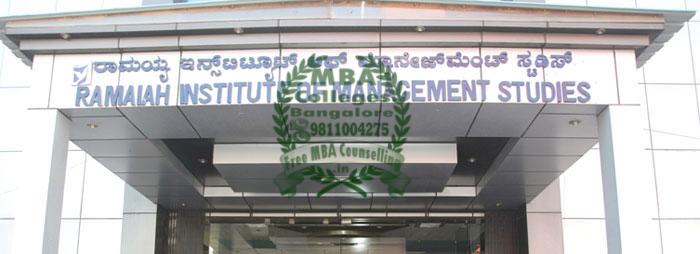 Ramaiah Institute of Management Sciences