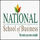 National School Of Business