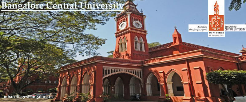 Bangalore Central University Affiliated MBA Colleges