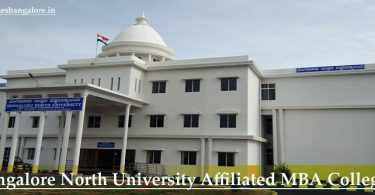 Bangalore North University